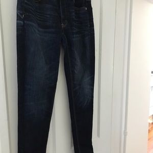 American Eagle stretch jeans Sz 0 button fly